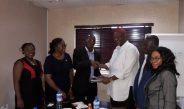 Visit to the President of Oil and Gas Trainers Association of Nigeria, – OGTAN