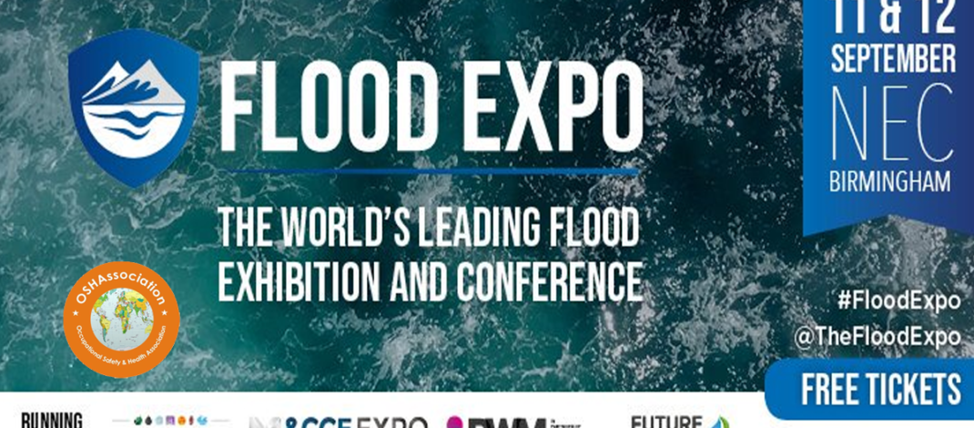 Register: Flood Expo, Exhibition & Conference